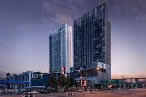 For RentCondoPattaya, Bangsaen, Chonburi : Condo for rent or sale Notting Hill Laem Chabang - Sriracha 19th floor