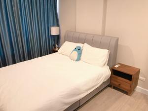 For RentCondoRatchadapisek, Huaikwang, Suttisan : FOR Rent Metro Luxe Ratchada Building C 4th Floor Unit 459/70