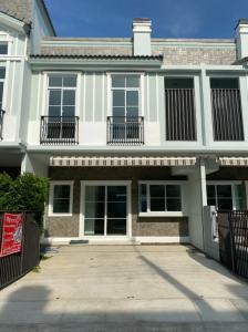 For RentTownhouseBangna, Lasalle, Bearing : 2 storey townhome for rent indy bangna km.7 behind Mecca Bangna 500