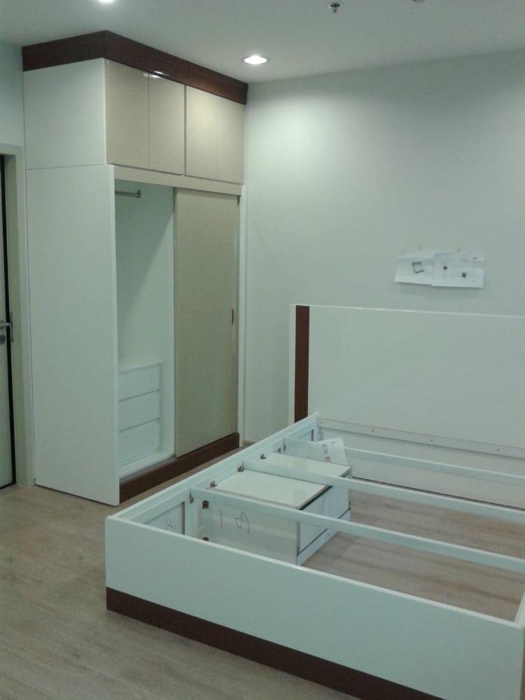 For SaleCondoRatchathewi,Phayathai : For Sale Ideo Q Ratchathewi, 9th floor (BTS, Garden view)