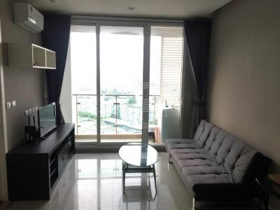 เช่าคอนโดพระราม 9 เพชรบุรีตัดใหม่ : For Rent TC Green (39 sqm.)