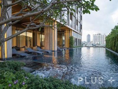 เช่าคอนโดอ่อนนุช อุดมสุข : CD172402 Condo with musical pool + rooftop garden