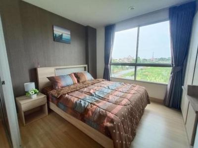 For RentCondoRamkhamhaeng Nida, Seri Thai : The Niche ID Serithai Condo for rent, 3rd floor