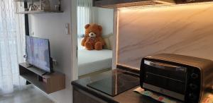 เช่าคอนโดสำโรง สมุทรปราการ : ห้องสวย ราคาดี...พร้อมอยู่ค่ะ