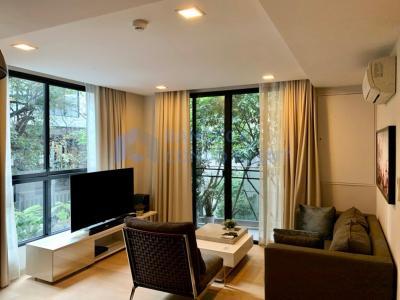 For RentCondoSukhumvit, Asoke, Thonglor : Liv@49 2 Beds for rent with nice decoration.