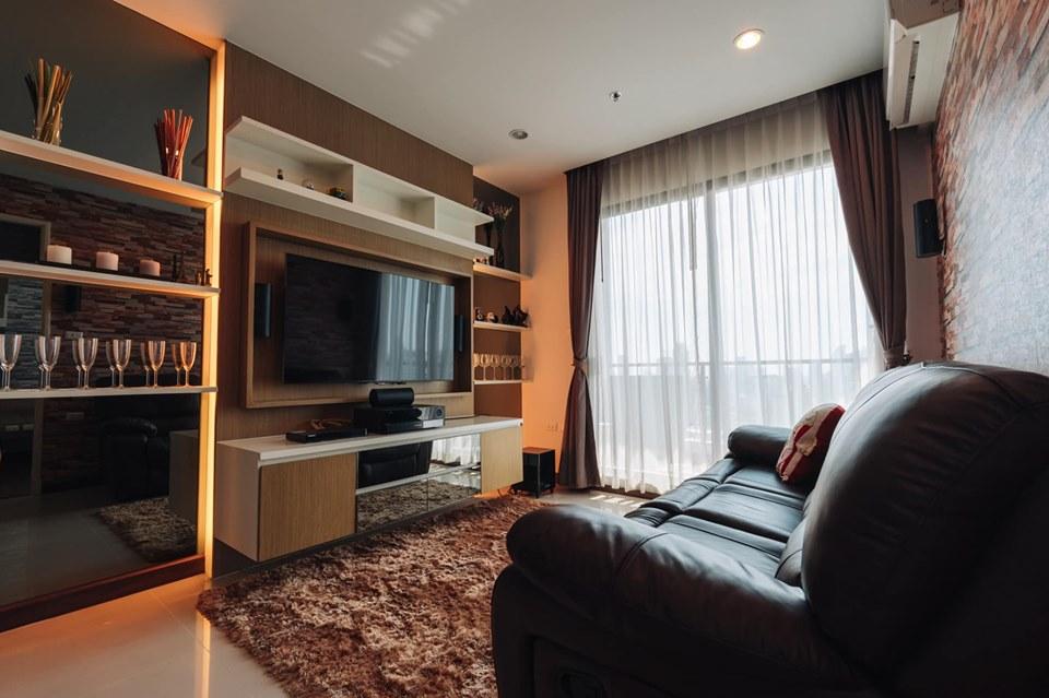 ขายคอนโดพระราม 9 เพชรบุรีตัดใหม่ : ขาย คอนโด ศุภาลัย พรีเมียร์ อโศก ชั้นที่ 33 ระเบียงทิศใต้ (62-0079-05)
