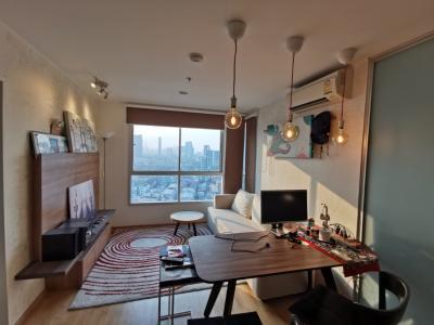 ขายคอนโดพัฒนาการ ศรีนครินทร์ : ขายคอนโด U Delight Residence ชั้น 18  37 ตรม.