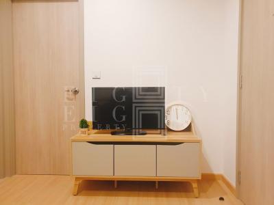 For RentCondoOnnut, Udomsuk : For Rent Whizdom Connect Sukhumvit (28 sqm.)