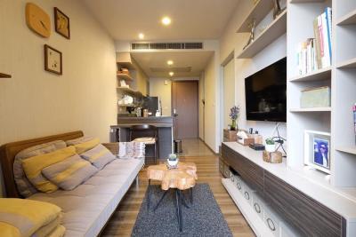 ขายคอนโดสะพานควาย จตุจักร : +++ ขายด่วน++ ห้องสวย  ONYX by Sansiri ใกล้ BTS สะพานควาย** 1 ห้องนอน ขนาด 40 ตร.ม. วิวเมือง