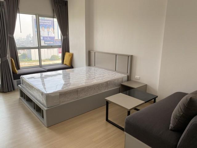 For RentCondoRama9, RCA, Petchaburi : For Rent Supalai Veranda Rama 9 Unit 349/1068