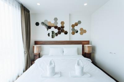For RentCondoChiang Mai, Chiang Rai : A0582 ++Discount price!!++RENT!! The Astra Condo | 1 bed, Doi Suthep View, *5 mins to Night bazar @Chiang mai
