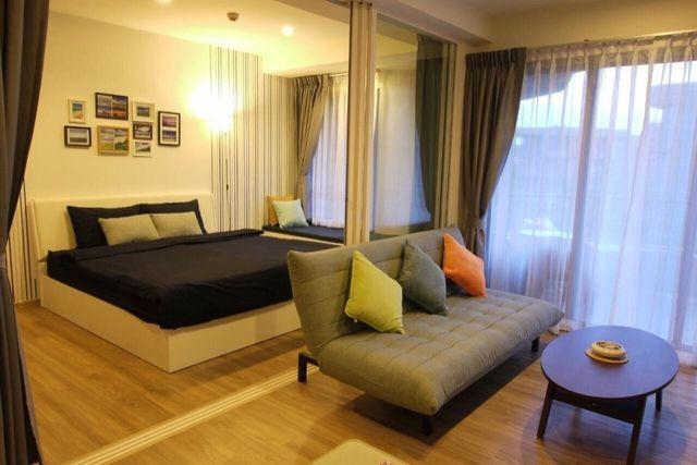 ขายคอนโดเพชรบุรี : ขาย คอนโด บ้านแสนงาม หัวหิน ชั้น 3 อาคาร 7 (62-0062-45)