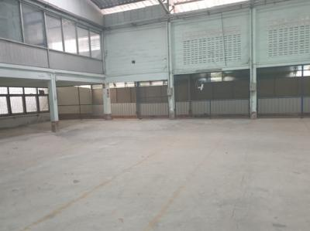 For RentWarehouseRama 2, Bang Khun Thian : Warehouse for rent 1,927 sq.m., Soi Bang Kadi, parking for over 25 cars, convenient transportation