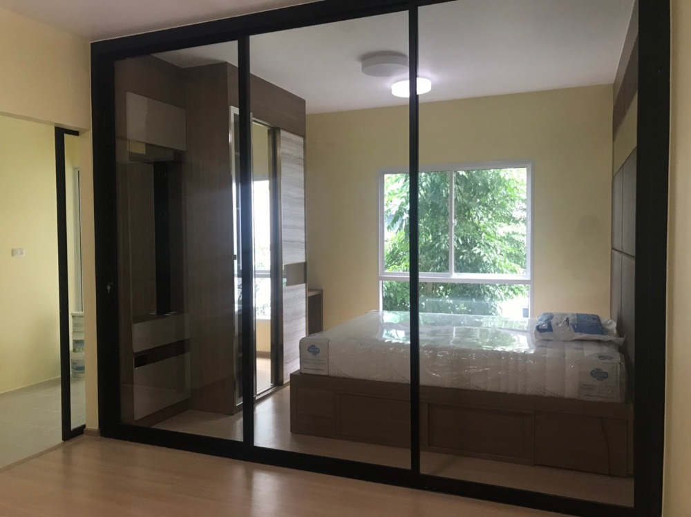 For SaleCondoPinklao, Charansanitwong : Urgent sale! !! With tenants Unio Charan, 3 beautiful rooms, ready to move in (28 sqm), Building F, 2nd floor, price only 1.49 million