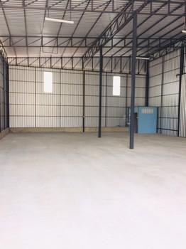 For RentWarehouseKaset Nawamin,Ladplakao : Warehouse for rent, size 300 sq.m., Soi Nawamin 74, good location, convenient transportation