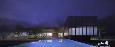 ขายบ้านตราด : ขายบ้านหรู 5 ห้องนอน บนที่ดิน 12.5 ไร่ พร้อมสระว่ายน้ำส่วนตัว, ต.แหลมงอบ อ.แหลมงอบ จังหวัดตราด