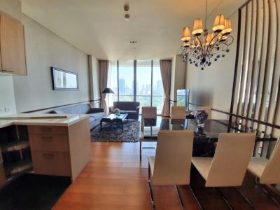 For RentCondoSathorn, Narathiwat : The Sukhothai Residence 2 Beds for rent