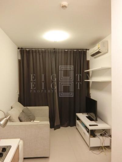 For RentCondoOnnut, Udomsuk : For Rent Ideo Mix Sukhumvit 103 (31 sqm.)