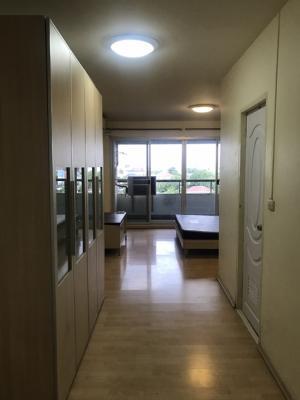 For RentCondoRathburana, Suksawat : Nice and cheap room for rent at Garden Court Condominiums.