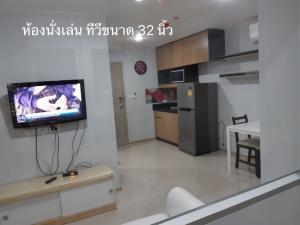 For RentCondoRama5, Ratchapruek, Bangkruai : C1088 Condo for rent, Rich Park @ Chaopraya. Phra Nang Klao Bridge Next to BTS Sai Ma Station #Have a washing machine