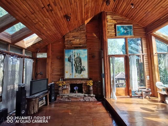 For SaleHouseKorat KhaoYai Pak Chong : Selling a European country style villa, next to Khao Yai