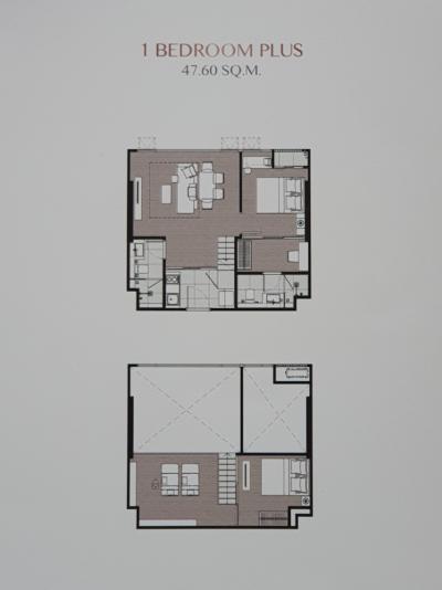 ขายดาวน์คอนโดสยาม จุฬา สามย่าน : ++ขายดาวน์++ Park Origin จุฬา-สามย่าน/ SKY ZONE-Top Floor (ชั้น44)  วิวแม่น้ำ (Facing Chaophraya River)/ 2 ห้องนอน 2 ห้องน้ำ