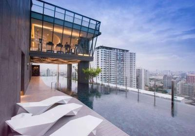 เช่าคอนโดราชเทวี พญาไท : คอนโดให้เช่าที่ไอดีโอ คิว ราชเทวี ใกล้ BTS ราชเทวี 1-2 ห้องนอน เริ่มต้น 18,000 THB/m