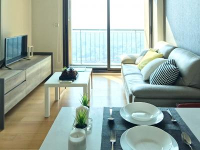 For RentCondoLadprao, Central Ladprao : For Rent Equinox Phahol-Vibha (41 sqm.)