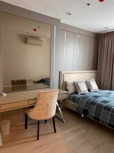 เช่าคอนโดสยาม จุฬา สามย่าน : For Rent Ideo Q Chula - Samyan From MRT Samyan 350 M. 2 Bedroom Rent 45K