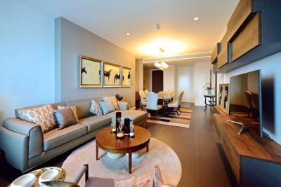 เช่าคอนโดวิทยุ ชิดลม หลังสวน : 2 Beds at 185 Rajdamri for rent with Elegance decoration