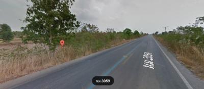 ขายที่ดินโคราช เขาใหญ่ ปากช่อง : ที่ดิน 240 ไร่ ติดถนน 3059 ตำบล กฤษณา อำเภอ สีคิ้ว จังหวัดนครราชสีมา (โคราช)