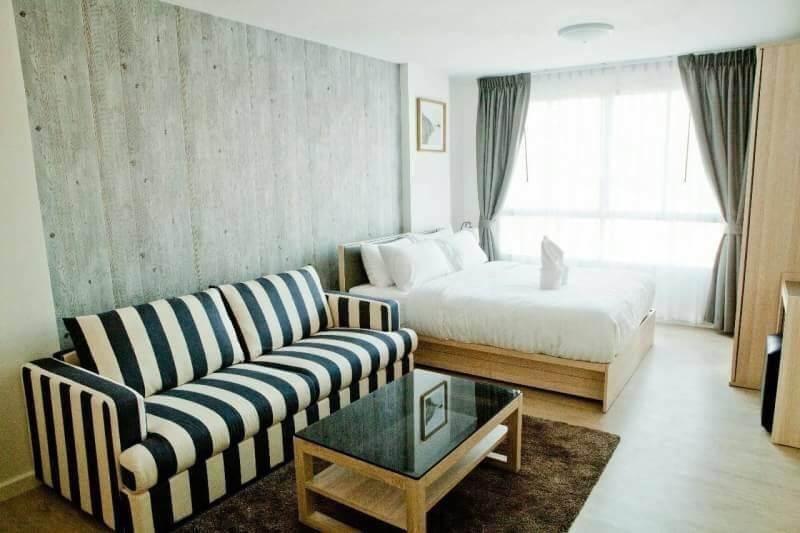 ขายคอนโดชะอำ หัวหิน : ขาย คอนโด บ้านเพียงเพลิน หัวหิน ชั้นที่ 7 (63-0275-45)