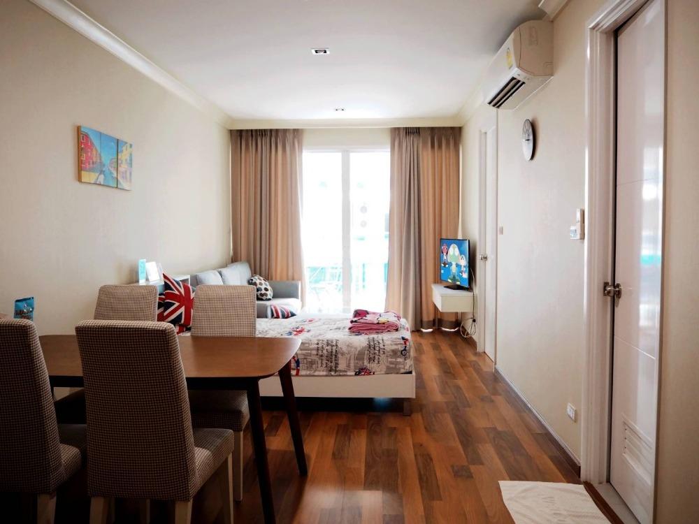 For SaleCondoHua Hin, Prachuap Khiri Khan, Pran Buri : For Sale My Resort Hua-hin Condo 3rd Floor,Pool view