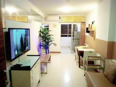 For RentCondoKasetsart, Ratchayothin : A1030 ++ RENT ++ Supalai Park Ratchayothin   Size 48 sqm. Floor 25 Pool View * BTS Ratchayothin