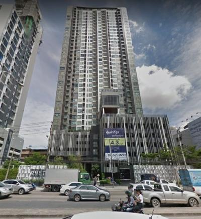 For SaleCondoRama9, RCA, Petchaburi : ★ ☆ ★ ☆ Sell Rhythm Asoke 1 - 1 bedroom 31 sqm. 4.84 million baht There are many rooms to choose from ★ ☆ ★ ☆