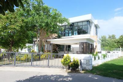 ขายบ้านชะอำ หัวหิน : บ้านเดี่ยว 147 ตรว หัวหินซอย 9