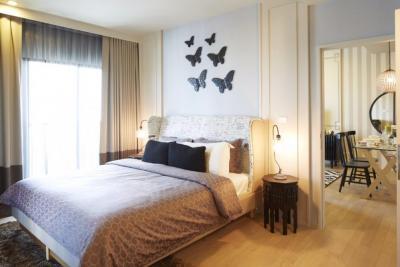 เช่าคอนโดสุขุมวิท อโศก ทองหล่อ : Urgent! Rent 1bed 54sqm beautiful room