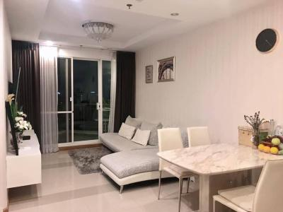 For SaleCondoRatchadapisek, Huaikwang, Suttisan : For sale, Condo Supalai Wellington 1, size 76 sqm., 2 bedrooms, Building 5, Floor 7, Price 6.6 m. Near mrt Cultural Center, very nice room.