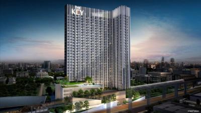 Sale DownCondoBang kae, Phetkasem : Sale of a preemption (only at the capital) Condo The Key MRT Phetkasem 48, a new condo next to the train from Land & Houses.