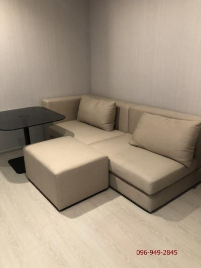 For RentCondoThaphra, Wutthakat : Condo for sale/rent IDEO thaphra Interchange 22 Floor 35 sq.m. 100 m. from MRT Thaphra