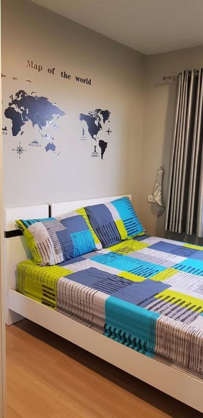 For RentCondoBangna, Lasalle, Bearing : B Loft Sukhumvit 115 For Rent Condo B Loft Sukhumvit 115
