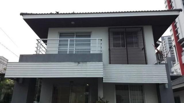 เช่าบ้านสาทร นราธิวาส : RH267ให้เช่าบ้านเดี่ยว 2 ชั้น เจริญราษฎร์ 8 ใกล้ BTS สุรศักดิ์
