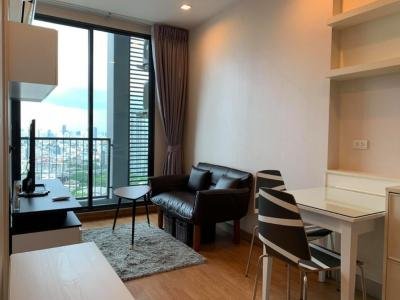 For RentCondoOnnut, Udomsuk : Line ID : @condobkk (with @ too)  Q House Sukhumvit 79 Fully Furnished Ready to move in