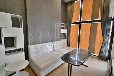 เช่าคอนโดพระราม 9 เพชรบุรีตัดใหม่ : For Rent Chewathai Residence Asoke (33 sqm.)