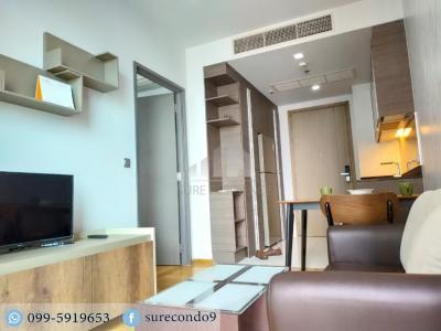 For SaleCondoSukhumvit, Asoke, Thonglor : 😊😍 For RENT & SELL 1 bedroom 🚄 near Thonglor BTS only 5 minutes (300 m.)