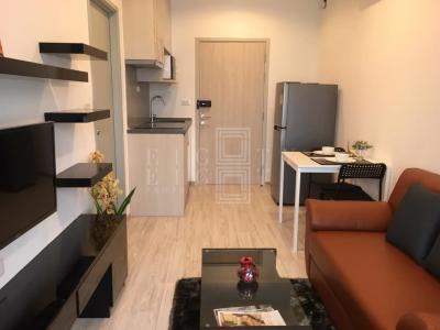 เช่าคอนโดบางนา แบริ่ง : For Rent Ideo Mobi Sukhumvit Eastgate (31 sqm.)