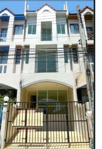 For RentTownhouseOnnut, Udomsuk : SDH10 Townhome for rent Wachiratham Sathit 51 Sukhumvit 101/1 3 bedrooms, 2 bathrooms, 3 floors, 20000 per month