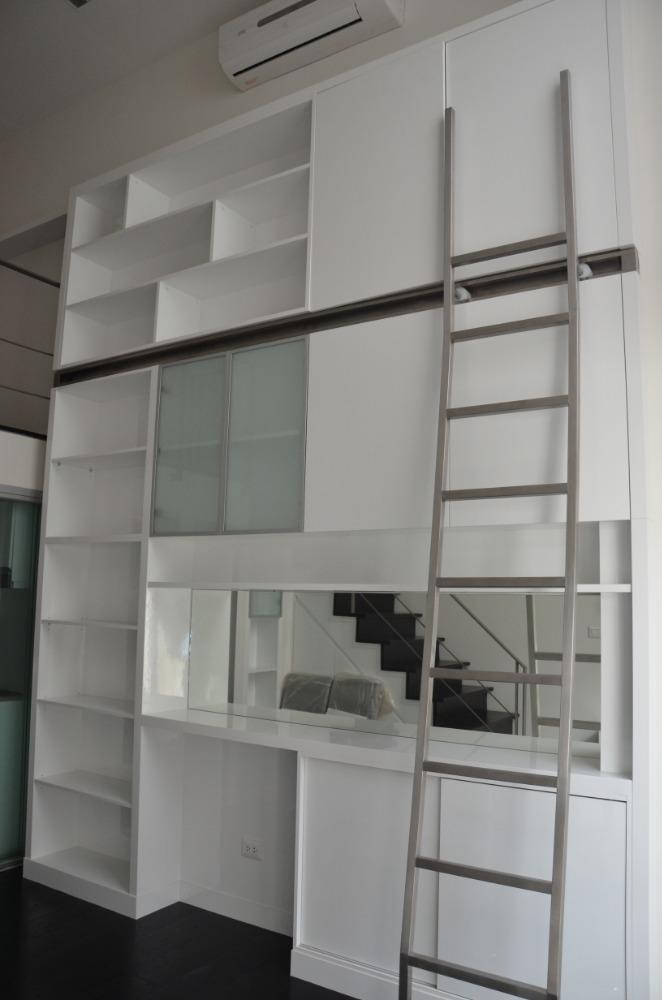 For RentCondoSukhumvit, Asoke, Thonglor : Very Cheap !! For Rent Condo Ideo Morph 35 Size 33.41sqm (1Duplex) Floor, Price 23,000 Baht / Month