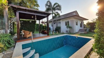 For SaleHouseCha am, Hua Hin : 🔥Hot Price Pool Villa Hua Hin For Sale