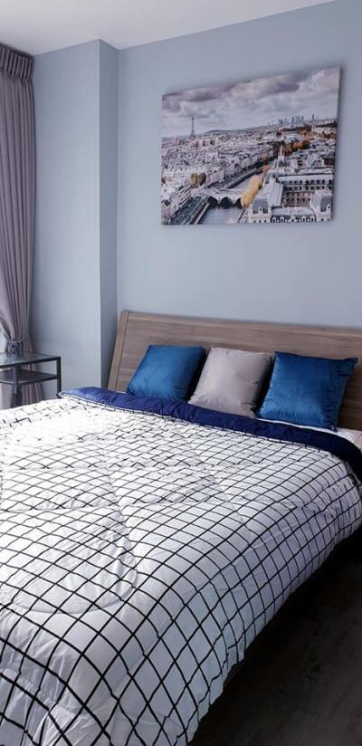 For RentCondoKhlongtoei, Kluaynamthai : A1362 ++ RENT ++ Aspire Rama 4 | 1 bed size 28 sqm. Beautiful room * BTS Ekkamai